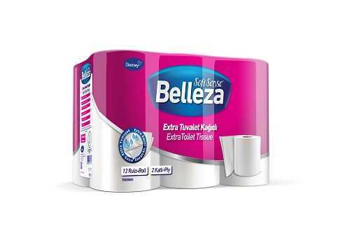 Belleza Extra Tuvalet Kağıdı 48'li