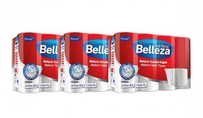 72′li Belleza Reform Tuvalet Kağıdı KOLİ