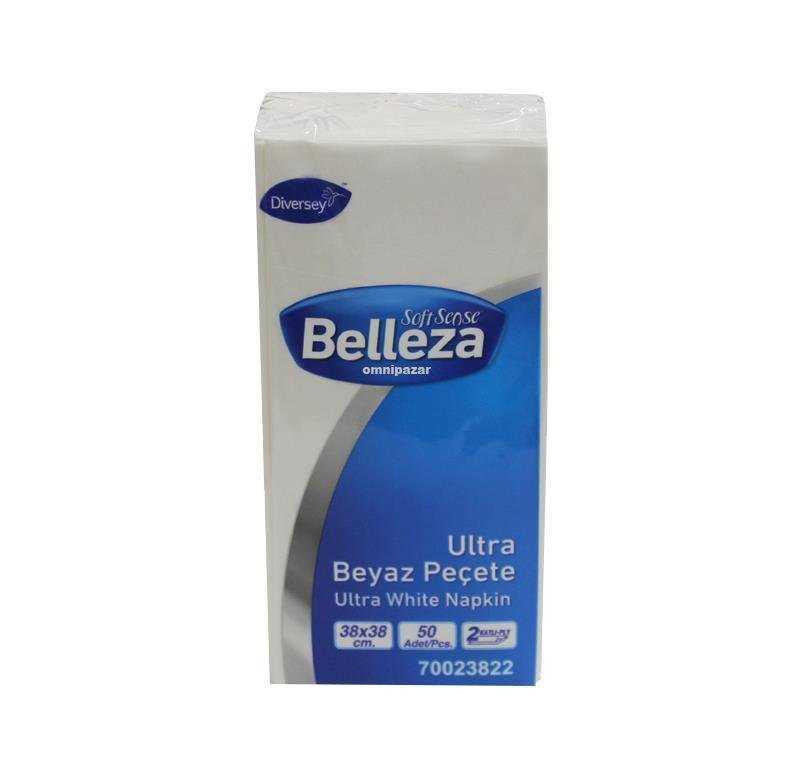 Belleza Ultra Beyaz Peçete Koli
