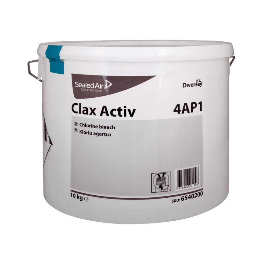 Clax Activ 4AP1 Klorlu Toz Ağrıtıcı 10 kg