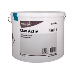 Diversey - Clax Activ 4AP1 Klorlu Toz Ağrıtıcı 10 kg