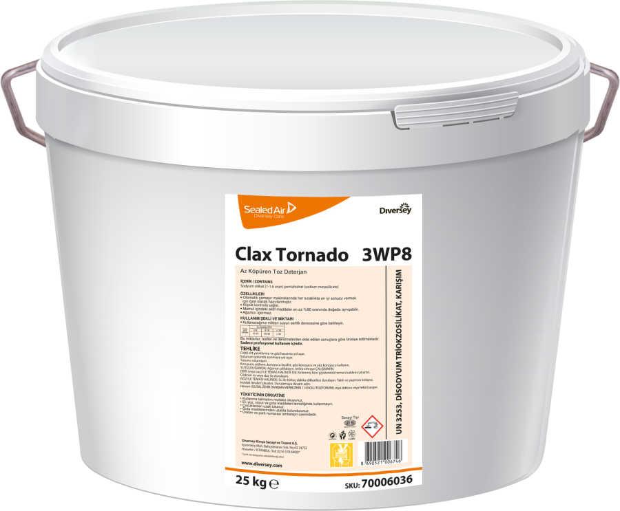 Clax Tornado 3WP8 25 kg