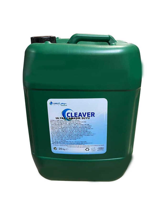 Cleaver Ultra Çamaşır Suyu 20kg