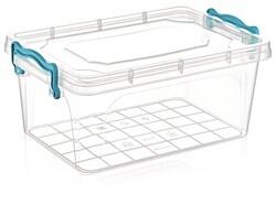 Çankaya Plastik - Dikdörtgen Saklama Kabı No 4 ( 5,5 LT )