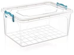 Çankaya Plastik - Dikdörtgen Saklama Kabı No 6 ( 15 LT )