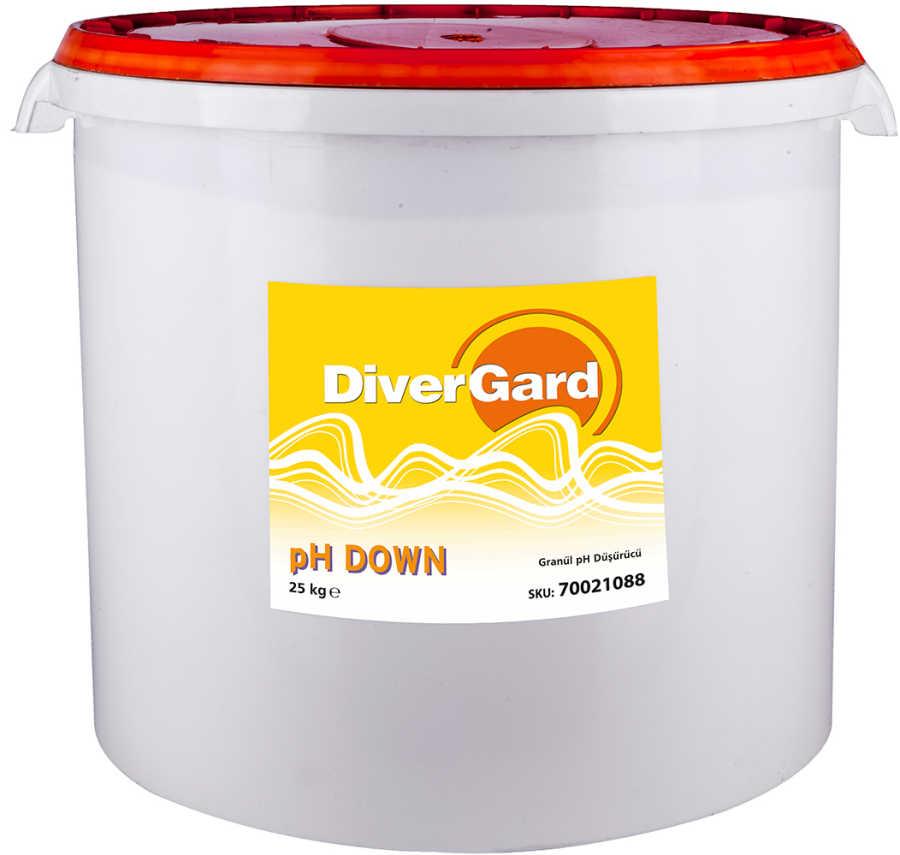 Divergard PH Down PH Düzenleyicisi 25 kg