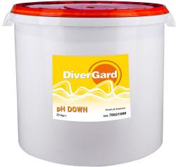 Diversey - Divergaed PH Down PH Düzenleyicisi 25 kg