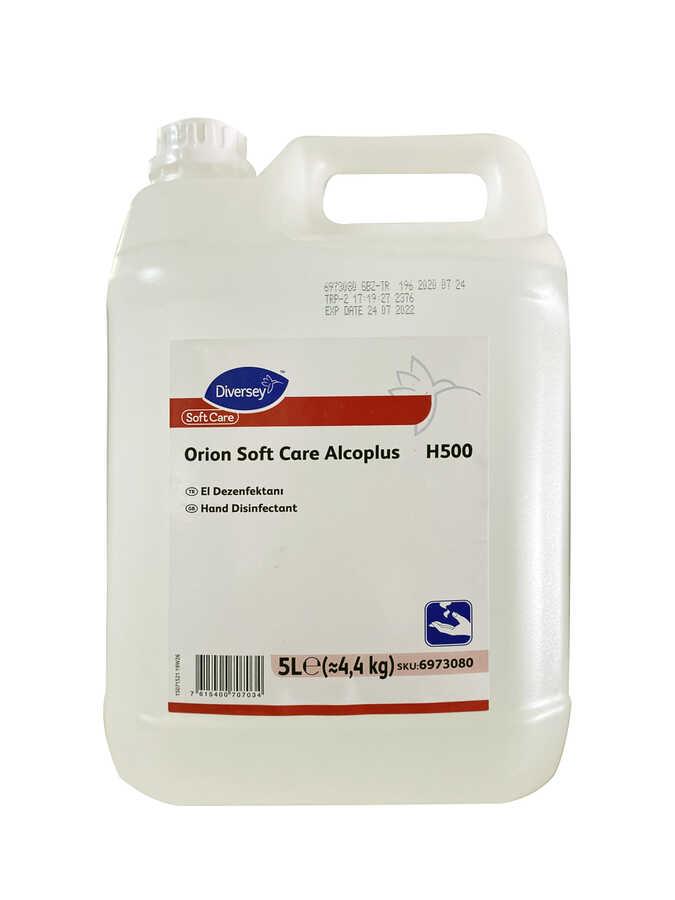 H500 SoftCare Alcoplus El Dezenfektanı 5 Lt