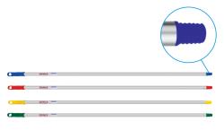 Ceyhanlar - Lüx Alüminyum Sap Vidalı 140 Cm