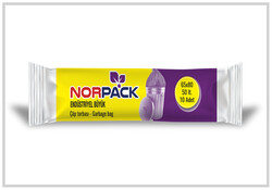 Norpack - Norpack Endüstriyel Büyük Çöp Poşeti (25 Rulo)