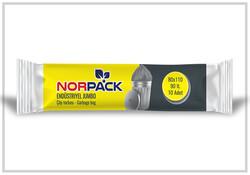Norpack - Norpack Endüstriyel Jumbo Çöp Poşeti (20 Rulo)
