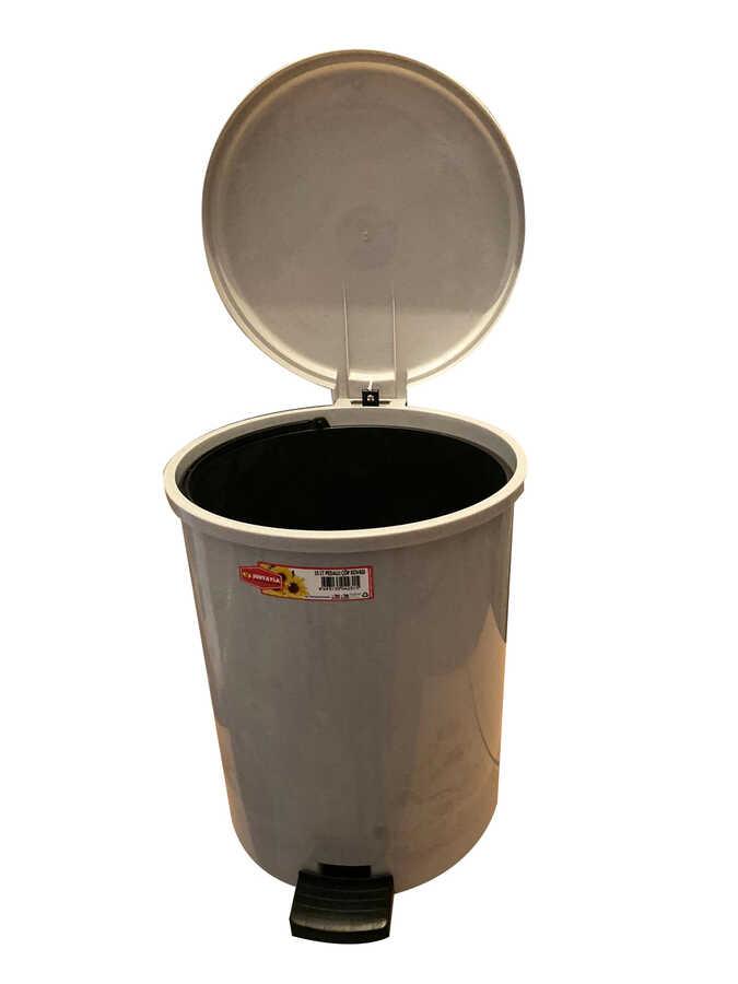 Pedallı Çöp Kovası 15Litre