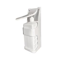 Umut Temizlik - Plastik Dirsek Temaslı Dezenfektan Dispenseri 1000 Ml