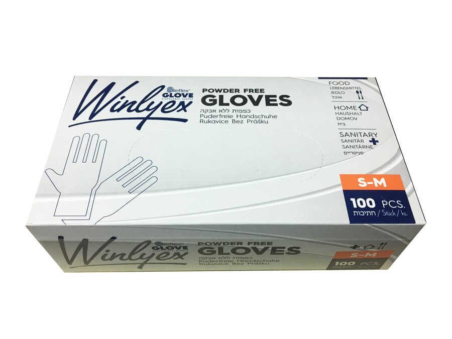 Reflex Glove Winlyex Pudrasız Eldiven