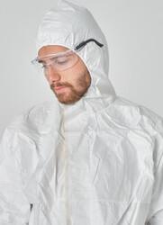 Mirmed Standart Şeffaf Koruyucu Gözlük - Thumbnail