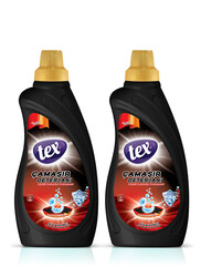 Tex - Sıvı Çamaşır Deterjan Siyah İnci 2'li
