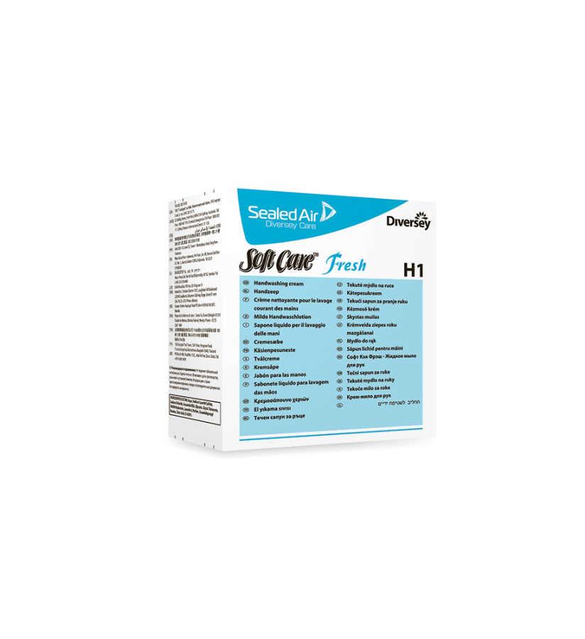 6'lı SoftCare Line Fresh H1 800ML El Yıkama Sıvısı