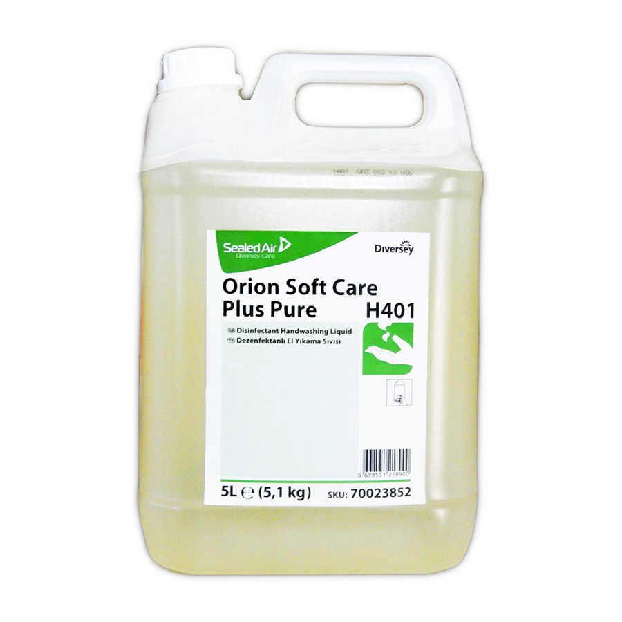 Softcare Plus Pure H401 5kg Hijyenik Renksiz El Yıkama Sıvısı
