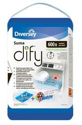 Diversey - SUMA Dify Tezgah Altı Bulaşık Makinaları İçin Deterjan 0,75GR