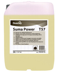 Diversey - Suma Power T57 Bulaşık Makineleri İçin Nişasta Çözücü 29,00kg