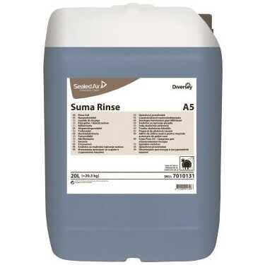 Suma Rinse A5 Sanayi Tipi Bulaşık Makinesi Durulama Ürünü 20,00kg