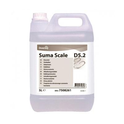 Suma Scale D52 Kireç Çözücü 5,60 KG
