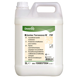 Diversey - Taskı Jontec Terranova W Sıvı Kristalizasyon Cilası F9F 5,50 KG
