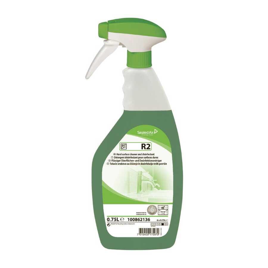 Taskı Roomcare R2 Çok Amaçlı Genel Yüzey Temizleyici 0,75 ml