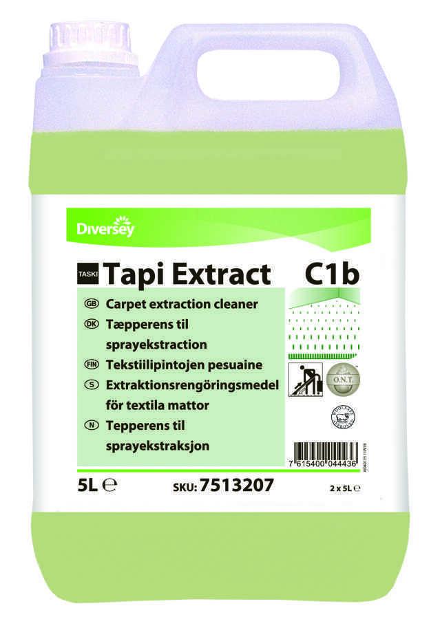 Taskı Tapi Extract C1B Halı Yıkama Makinesi İçin Halı Deterjanı 5 kg