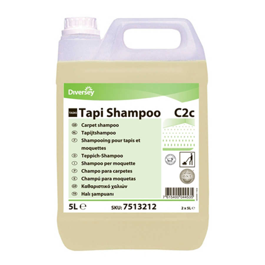 Taskı Tapi Shampoo C2c Halı Şampuanı 5,20 kg