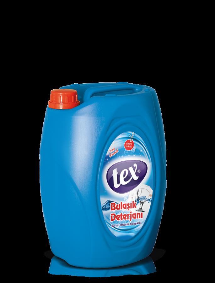 Tex Bulaşık Deterjanı Limon 5KG