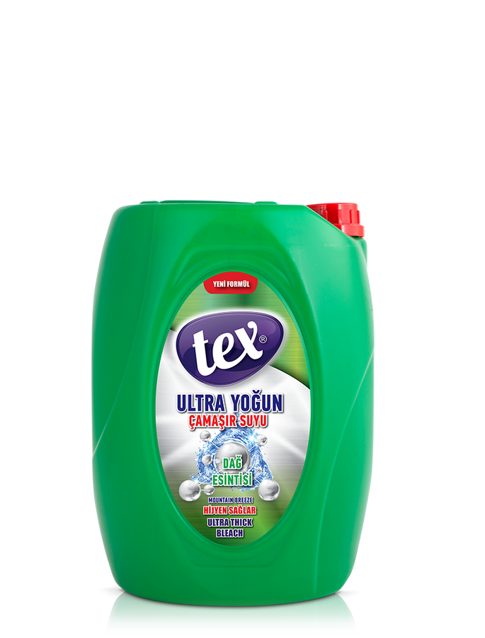 Tex Ultra Çamaşır Suyu Dağ Esintisi 5kg
