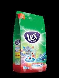 Tex - 5 Kg Toz Deterjan Bahar Esintisi