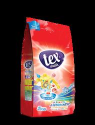 Tex - Toz Deterjan Canlı Renkler 5 Kg