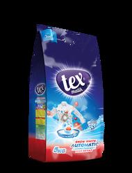 Tex - 5 Kg Toz Deterjan Kar Beyaz