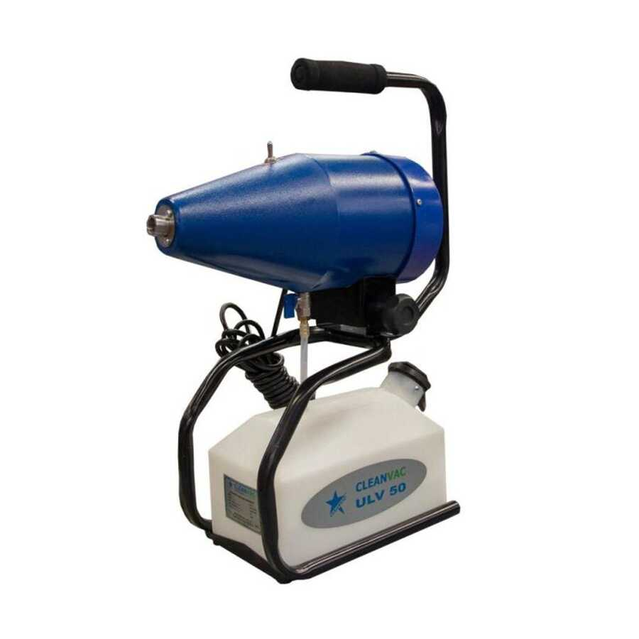 ULV 50 Cleanvac-Dezenfeksiyon Makinesi